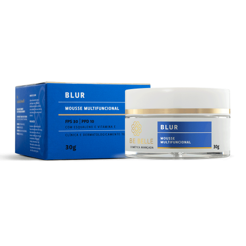 BLUR®️  - MOUSSE MULTIFUNCIONAL - 30ml